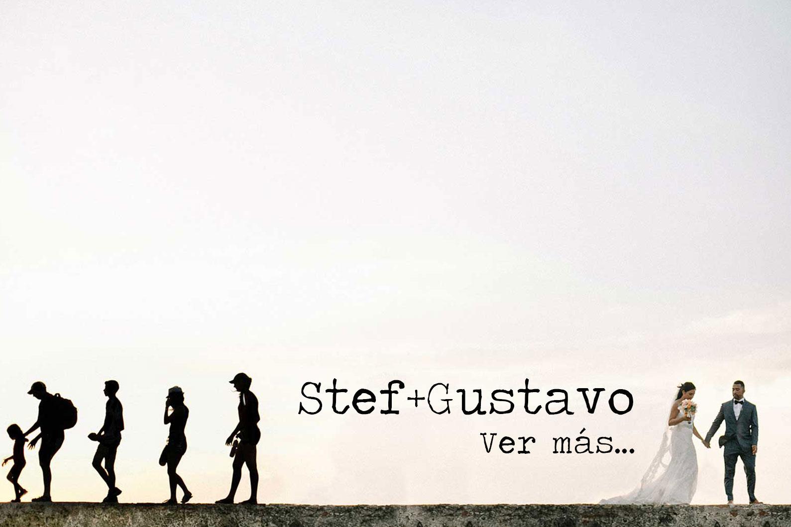 Stef+Gustavos