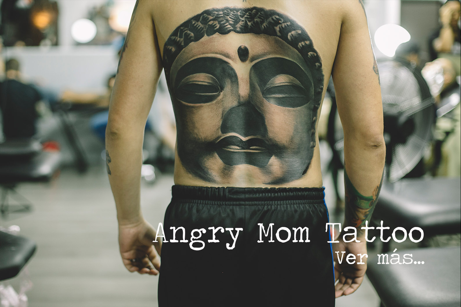 Angry Mom Tattoos