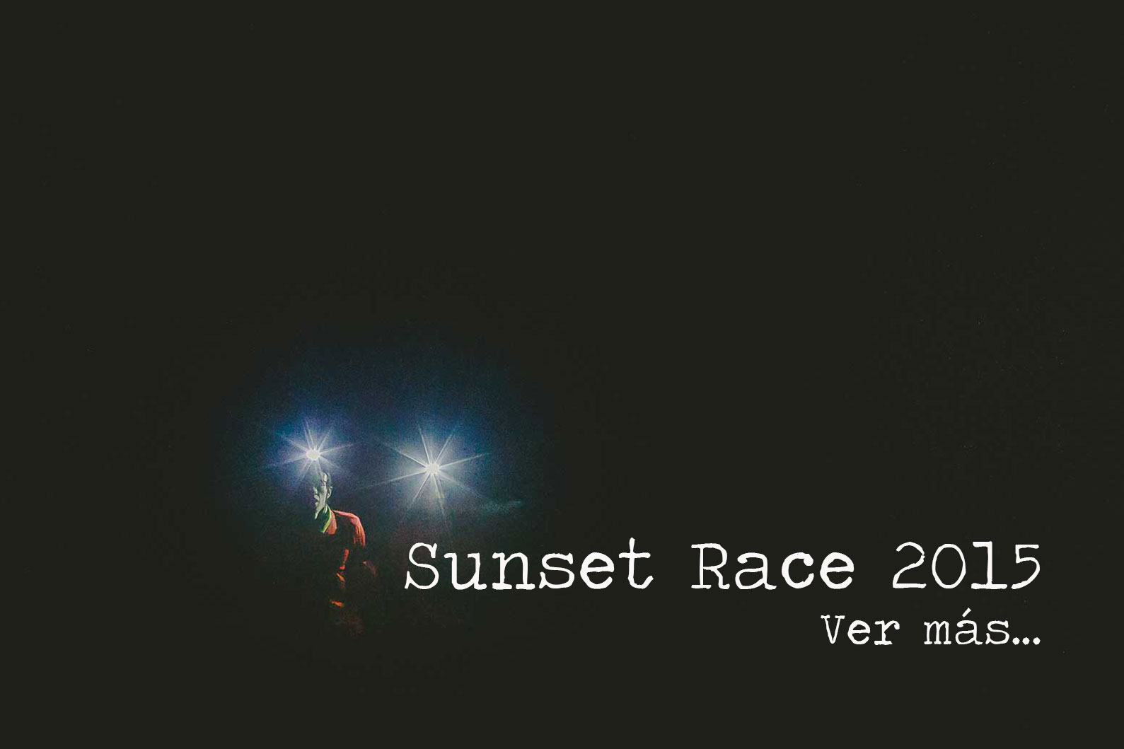 Sunset Race 2015s